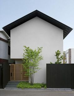 Design Art Modern Architecture Ideas For 2019 Architecture Du Japon, Architecture Design, Minimalist Architecture, Japanese Architecture, Facade Design, Exterior Design, Japan House Design, Bamboo House Design, Small House Design