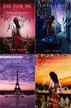 Revenants Series~I've read the 1st book haven't read the rest but it's such a good series