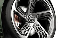 Genesis Mint concept on Behance Wheels And Tires, Car Wheels, Adobe Photoshop, Lamborghini Concept, Performance Wheels, Rims For Cars, Transportation Design, Automotive Design, Alloy Wheel