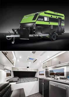 Lotus Off Grid Caravan