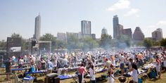 Austin Food & Wine Festival: A Saturday Eating And Drinking Guide from Eater!