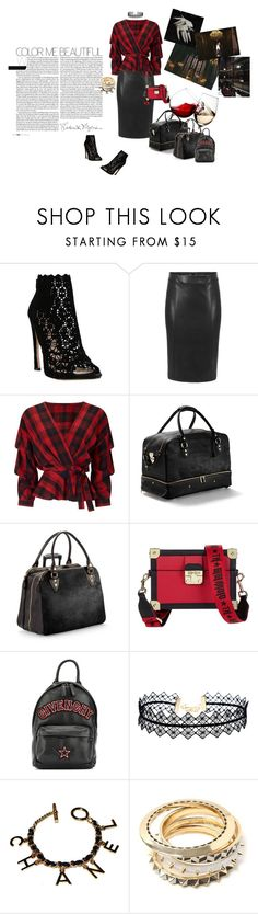 """""""Makes you feel good..."""" by texas1226 ❤ liked on Polyvore featuring Sophia Kah, Miss Selfridge, Aspinal of London, Tommy Hilfiger, Givenchy, LULUS and Chanel"""