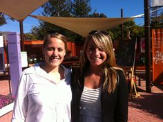 Lauren and Bri. Santa Paula CA 2012