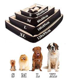 Panier corbeille Rügen pour chien XL 120cm/95cm - FORTISLINE.FR