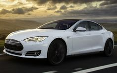 An automatic software update just made the Tesla Model S accelerate slightly   faster. So fast, in fact, that the five-seat electric car now match McLaren's   MP4-12C supercar