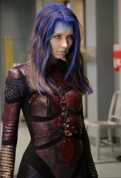 """Illyria: """"A true ruler is as moral as a hurricane: empty, but for the force of his gale!"""""""