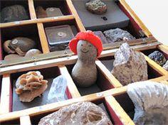 Stenenkist / soorten stenen en fossielen - MontessoriNet (http://stenenkist.nl/)