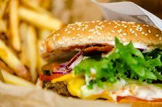 Food, Burgers, French Fries, French, Beef #food, #burgers, #frenchfries, #french, #beef