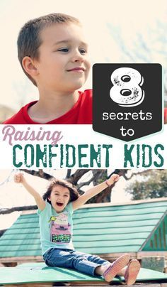 Confidence is something we need to be our happiest and most successful selves. Here are eight tips to help you in your journey to raising confident kids.