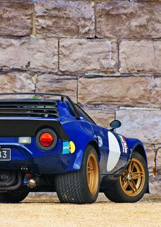 Italian born Lancia Stratos is one of the most LOVED / HATED cars ever produced after the EDSEL of FORD.