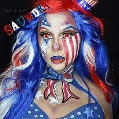 Clown Makeup, Costume Makeup, Makeup Art, Halloween Face Makeup, Makeup Ideas, Makeup Inspo, Makeup Is Life, Makeup Looks, Clown Face Paint