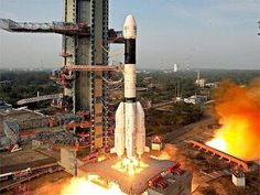 #India launches first observatory into space