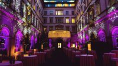 Client: Der Standard Verlagsgesellschaft m.b.H. Venue: Palais Niederösterreich, Vienna, Austria Fotocredit: Signature Group GmbH  #corporate #event #christmastime #winter  #eventengineering by #signaturegroup