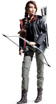 Katniss Barbie doll announced