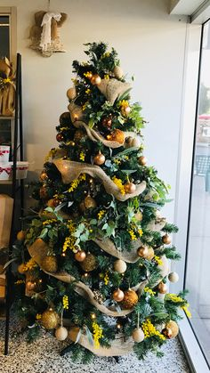 Aussie kinda Christmas tree