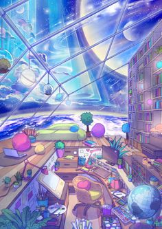 My Little Universe by Caring201.deviantart.com on @deviantART