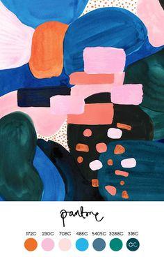 Contemporary Colour - CASSIE BYRNES