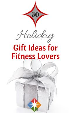 Healthy Holiday Gift-Giving Guide. It's not too late to buy that special fitness lover in your life an awesome present. Here are some last-minute ideas. | via @SparkPeople