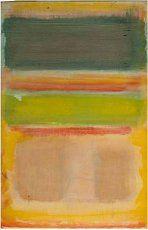 Mark Rothko, 'Sin título' (1949). 103 x 69 cm.