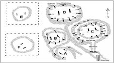 Plan of Göbekli Tepe's main enclosures showing their orientations Stone Age, Old Stone, Ancient Aliens, Ancient History, Younger Dryas, Astro Science, Cradle Of Civilization, Early Christian, Historical Architecture