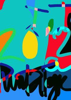Estate a Punta Tegge 2012. Tablet, Stefania Missio