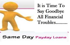 Same day payday loans are online funds have designed for money seeker to get recovery from financial hardships through a simple and secure way.