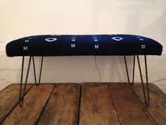 Image of Indigo Bench | Medium & Large