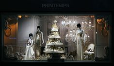 'Inspirations Parisiennes' by Dior for Printemps . retail display