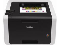 Brother Hl-3170Cdw Digital Color Printer With Wireless Networking And Duplex  D