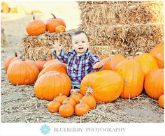 via Yesterday we shared with you how to get the BEST Pumpkin Patch photos using your iPhone .
