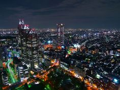 Top places I want to travel to (in no particular order):    Tokyo, Japan