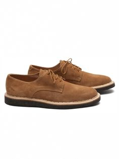 UNIS - Common Projects - Derby Creeper - Tan