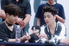 Jinhwan & Ju-ne
