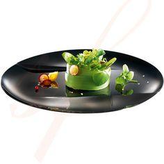 Emerald Premium Plastic Plate