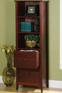 Amish Arlington Executive Lateral File Cabinet With Hutch Bookcase Filing Cabinets And