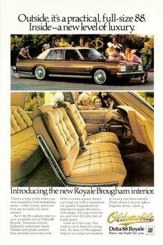 1979 Oldsmobile 88 Royal Brougham