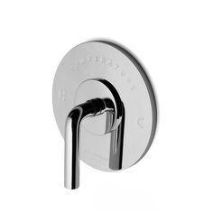 Flyte Thermostatic Control Valve Trim with Metal Lever Handle