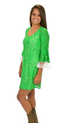 The East Lawn Dress  $86.00