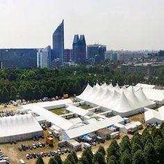 Pasar Malam Besar of Tong Tong Fair, als ik hier niet ben geweest is mijn jaar niet compleet