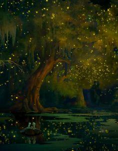 *THE FROG / NAVEEN & PRINCESS TIANA ~ Princess and the Frog (2009)