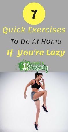 7 Simple exercises to lose weight fast for beginners and if you're lazy. #exercise #exerciseforbeginners #exercisefitness #exercisetolose bellyfat #exercisemotivation