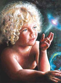 Akiane Kramarik - Spiritual Young Artist - Love Peace and Harmony