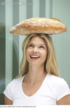 Unexplainable stock photos. Click through for more of these gems! Bread hat:.