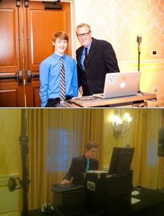 DJs Jamie & Colin offers enhanced light show and complete DJ services. They also provide smaller PA for wedding venues and ceremonies, among others.
