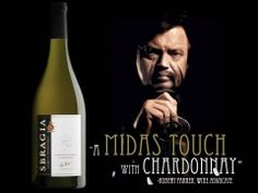 Winemaster and industry veteran, Ed Sbragia and his son, Adam, craft high end and ultra limited bottlings of Chardonnay from Napa  and Dry Creek. Taste their wines during our Grand Chardonnay Tasting during The 5th Annual Chardonnay Symposium. Check out www.thechardonnaysymposium.com for all participants and get your tickets now. #tcs2014 #chardsymposium
