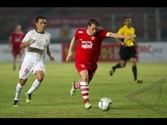 Indonesia Red VS United Red ( 7 - 6 ) Battle of Red - 23 Oktober 2013
