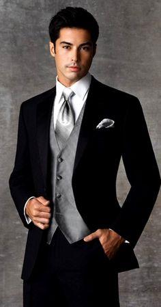 He looks  so~~~~fine:-))