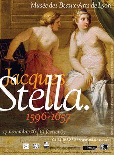 Grande exposition du 17 nov 2006 au 19 février 2007, consacrée à Jacques Stella, peintre majeur de l'art français du 17e siècle et sans doute l'un des artistes les plus originaux de son temps.