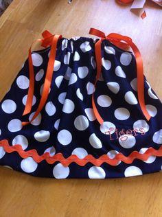 Auburn tigers dress 03 36 69 912 1218 1824 246 by IzzysByTonya, $20.00