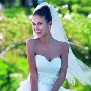 Tati mariage, wedding, veil, voile, mariée, bride, love, couple, weddingdress